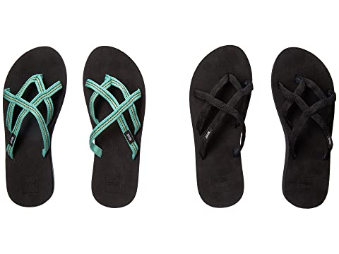 c1fa474b0d65 Teva Olowahu 2-Pack at Zappos.com
