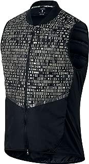 Nike AeroLoft Flash Men's Running Down Vest New 2017