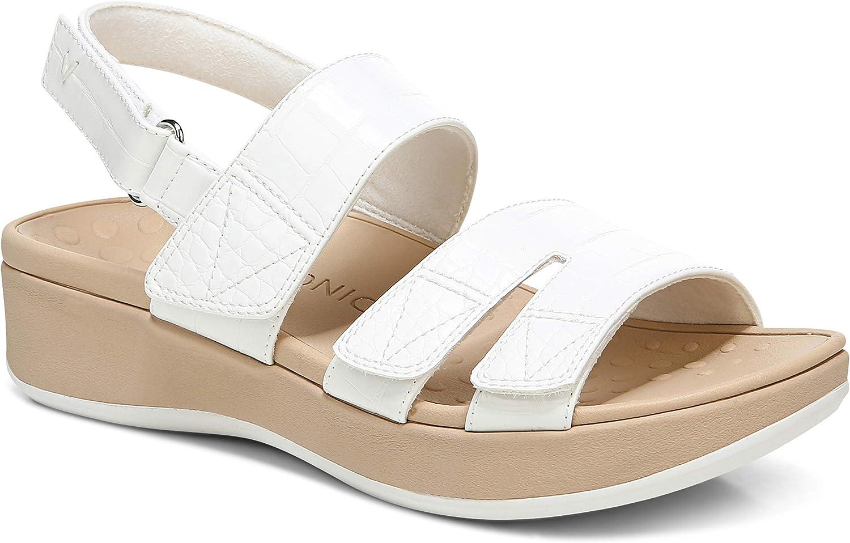 Vionic Women's Pacific Outlet SALE Roma Backstrap Ladies Su Oklahoma City Mall Sandal- Platform