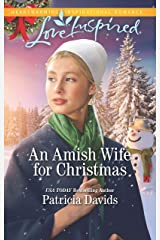 An Amish Wife for Christmas: A Fresh-Start Family Romance (North Country Amish Book 1) Kindle Edition