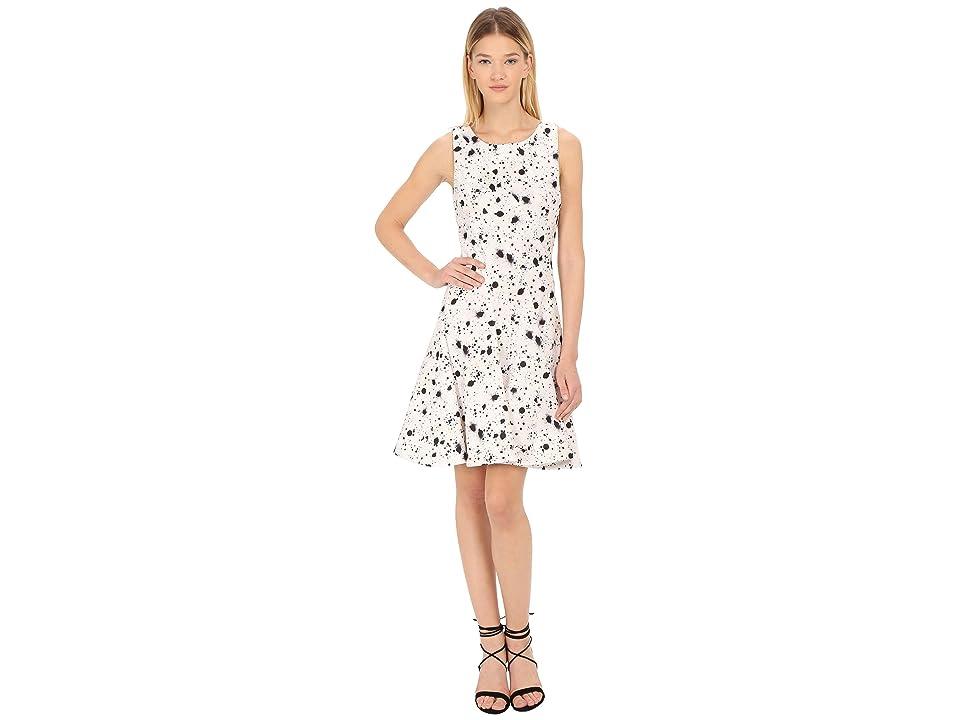 ZAC Zac Posen Cake Dress (Peach Multi) Women