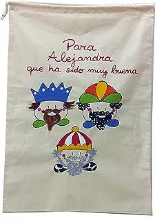 Saco Grande Reyes magos personalizado