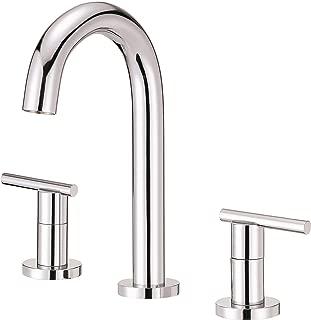 Danze D304658 Parma Two Handle Mini-Widespread Lavatory Faucet, Chrome
