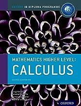 IB Mathematics Higher level: Calculus (Oxford IB Diploma Programme)