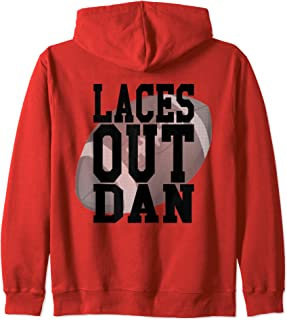 Laces Out Dan [1] Zip Hoodie