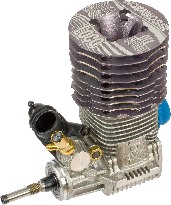 NOVAROSSI 72300400 RC Motor Loco 3K RE LS Turbo, Off Road, 3.5 CCM