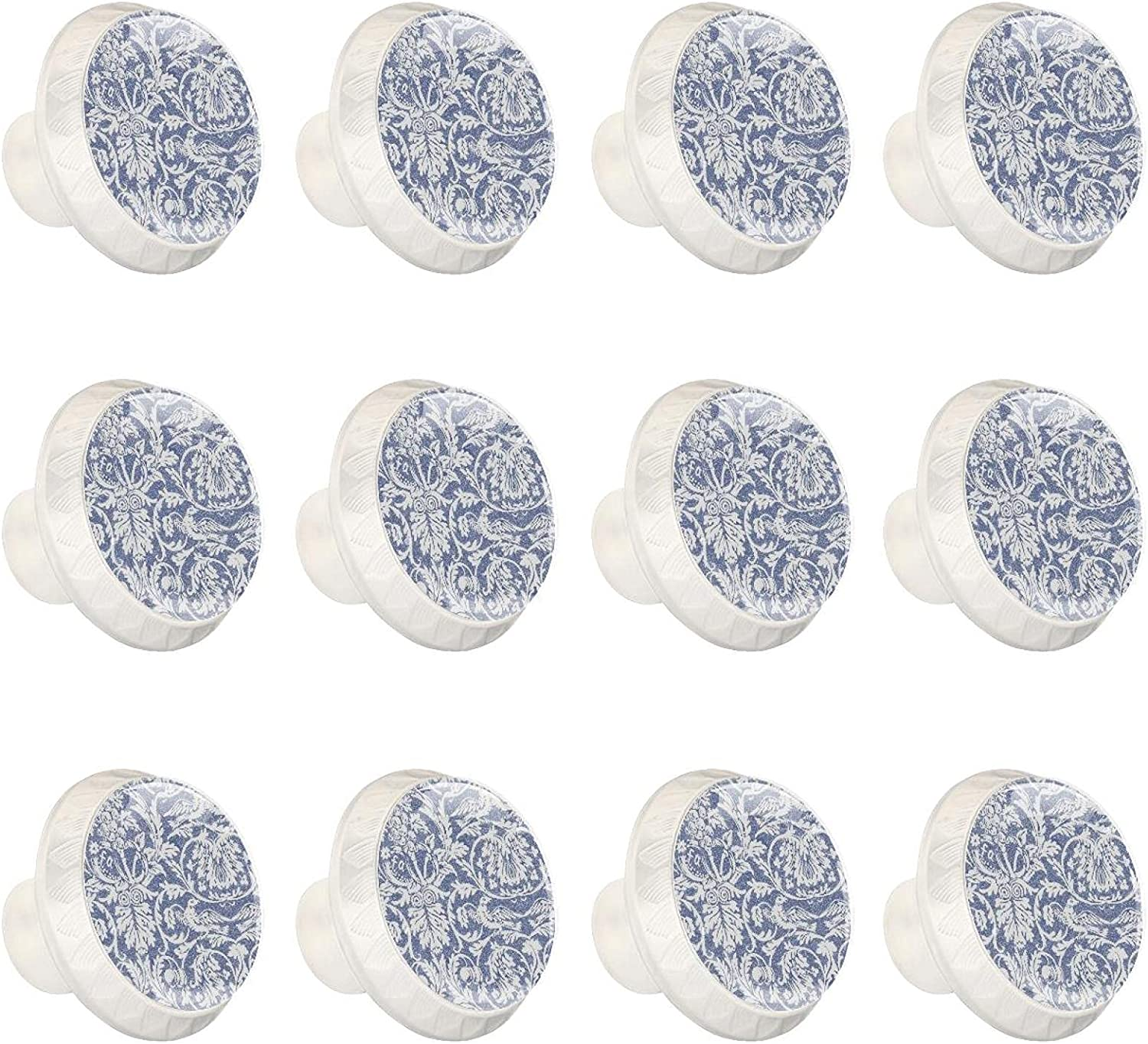 Athens Flowers Hardware Round Cupboard Handles Ranking TOP20 free shipping Knobs Bedroo Pull