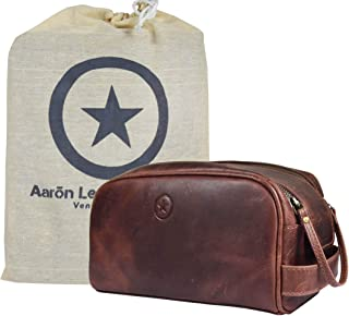 personalized leather bags for men