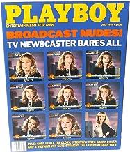 Playboy Magazine, July 1989