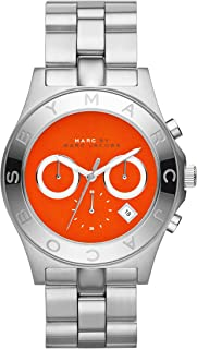Marc Jacobs Women's Watch Chronograph Quartz Stainless Steel MBM3306