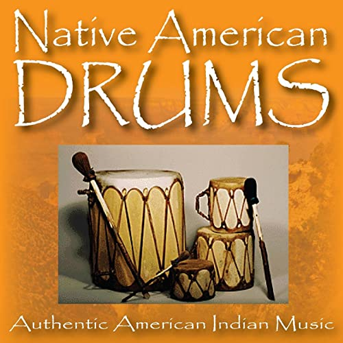 Native American Drums by American Indian Music on Amazon