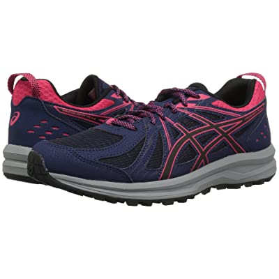 ASICS Frequent Trail (Peacoat/Pixel Pink) Women