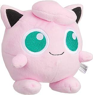Sanei Pokemon All Star Series Jigglypuff Stuffed Plush, 5