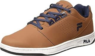 Fila Men's Emilio BRN/NVY Sneakers-9 UK (43 EU) (10 US) (11005578)
