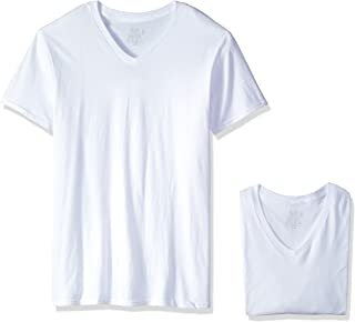 Fruit of the Loom Men's Size 3-Pack Premium Tall Man V-Neck