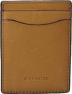 COACH - Sport Calf 3-in-1 Card Case