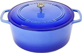 Marquette Castings 6 qt. Dutch Oven (Superior Blue)