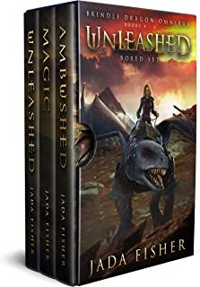 Unleashed Boxed Set: The Brindle Dragon, Books 4-6 (Brindle Dragon Omnibus series Book 2)