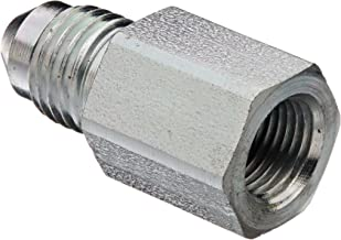 Eaton Weatherhead C5255X4 Carbon Steel SAE 37 Degree (JIC) Flare-Twin Fitting, Adapter, 1/8