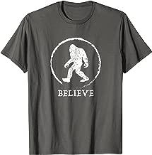 Bigfoot Sasquatch Yeti Believe Tshirt