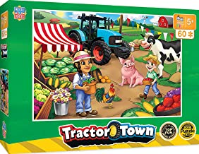 Tractor Town - Market Day 60Pc Puzzle