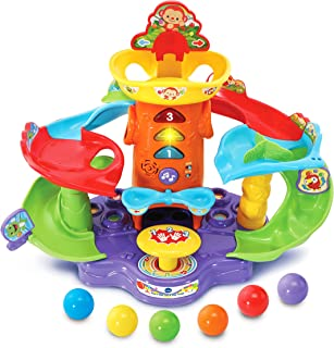 Vtech 505403 Ball Pop and Play Tower, Multi-Colour