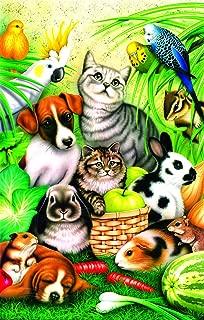 Pet Parade 100 pc Jigsaw Puzzle by SunsOut