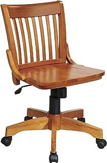 Best swivel office chair wood Reviews