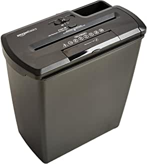 AmazonBasics PBH-55473 8-Sheet Shredder
