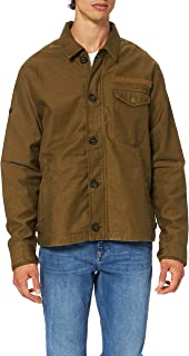Superdry Men's Crafted Deck JKT Jacket