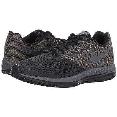 Nike Air Zoom Winflo 4 (Anthracite/Dark Grey/Black) Women