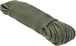 Extreme Max 3008.0484 OD Green 5/32 x 250' Type III 550 Paracord