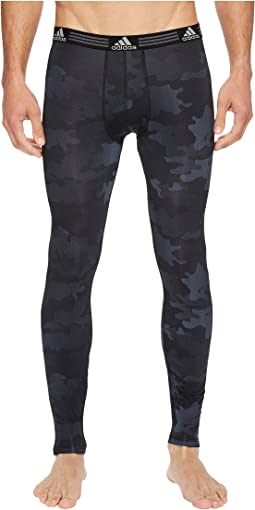 adidas - Climalite® Graphic Single Base Layer Pants