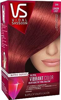 Vidal Sassoon Pro Series, 5RR Medium Vibrant Red, 1 Count