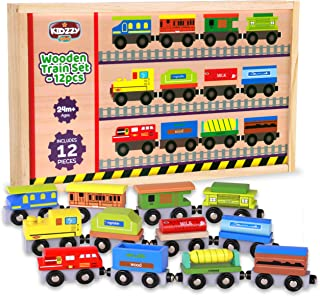 Best magnetic trains for toddlers Reviews
