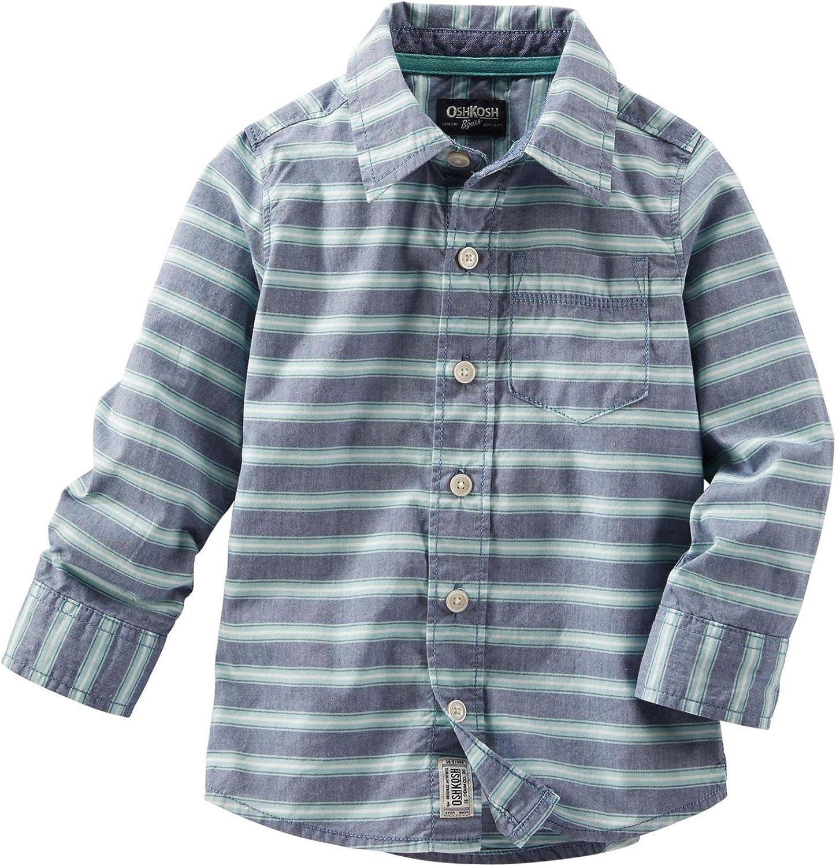OshKosh B'Gosh Boys' Striped Shirt