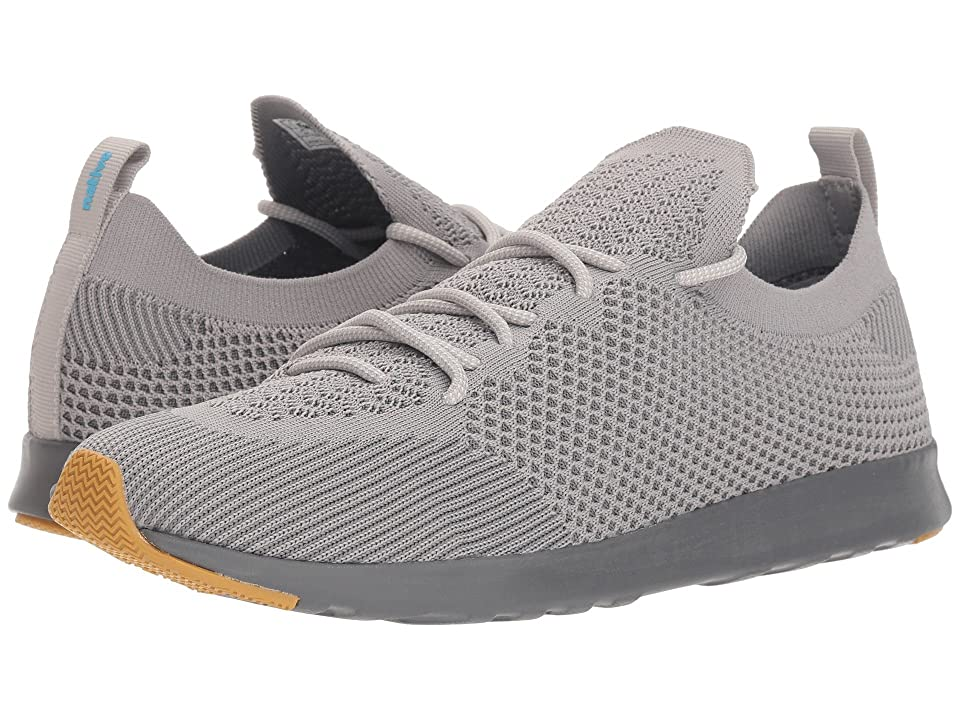 Native Shoes AP Mercury Liteknit (Pigeon Grey/Dublin Grey/Natural Rubber) Athletic Shoes