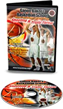 Shooting & Triple Threat DVD - Perfect Your Shot Form - Make Shots in Games Not Just Practice - Form Shooting Routine - Game Shooting Drills - Learn to Read The Defense and Beat Them