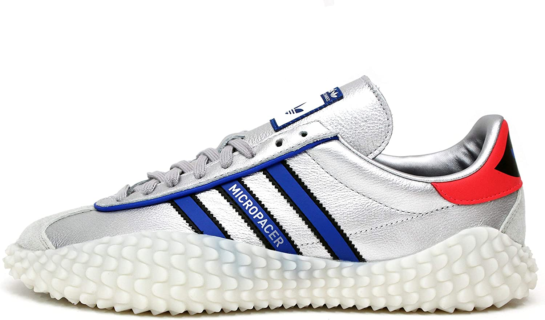 X Kamanda Men's Shoes Silver Metallic