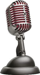 Best shure microphone logo Reviews
