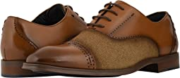 Barrington Cap Toe Lace Up Oxford