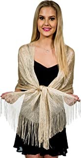 Best gold scarf wrap Reviews