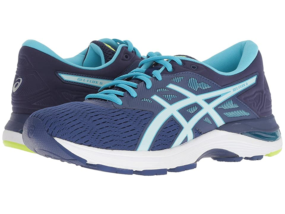 ASICS GEL-Flux 5 (Blue Print/Soothing Sea) Women