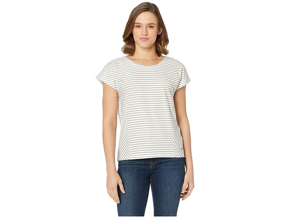 Helly Hansen Siren T-Shirt (Fallen Rock Stripe) Women