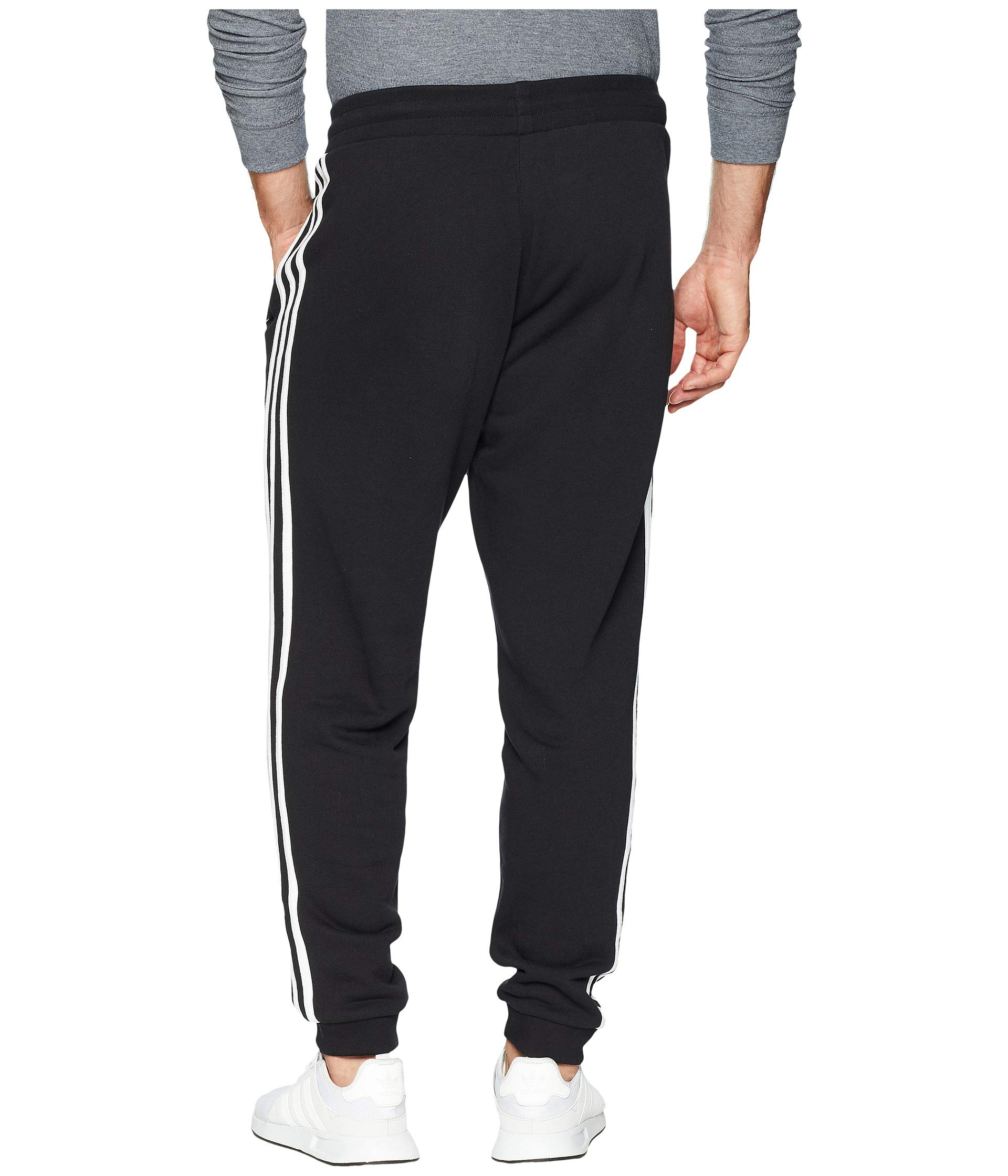 Originals Pants Black Adidas 3 stripes RqwdOFO