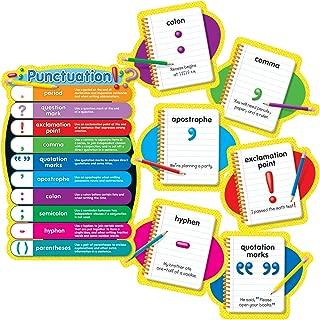 Carson Dellosa Punctuation Bulletin Board Set (110121)
