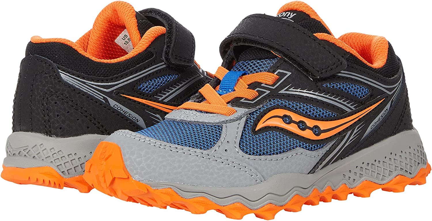 Reservation Saucony Cohesion TR14 Alternative High material Closure Bl Running Black Shoe