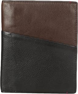 Fossil - RFID Leather Passport Case