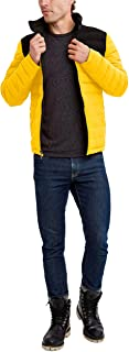 Nautica Men's Poly Stretch Reversible Midweight Jacket
