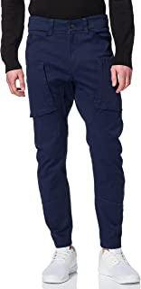 G-STAR RAW Men's Zip Pocket 3D Skinny Cargo Trousers